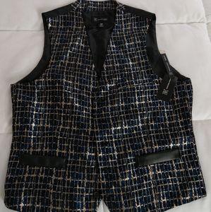 I.N.C Vest.